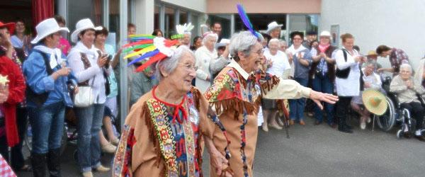 Le Pontreau - Les Olympiades